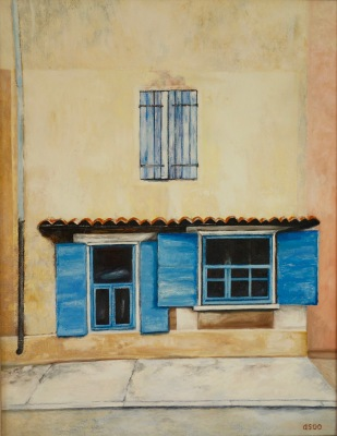 French Town House - Oils